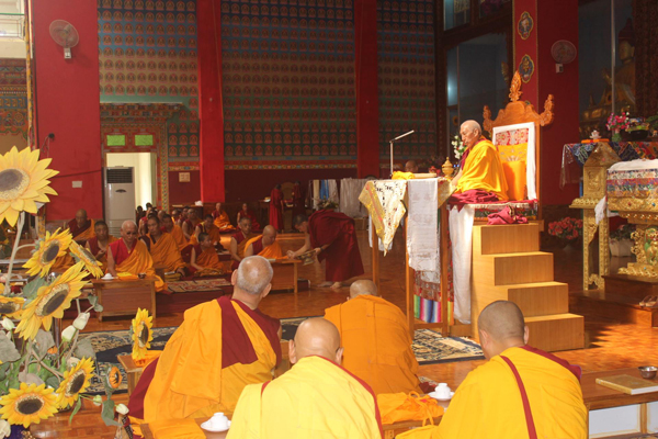 Rinpoche South India (1)