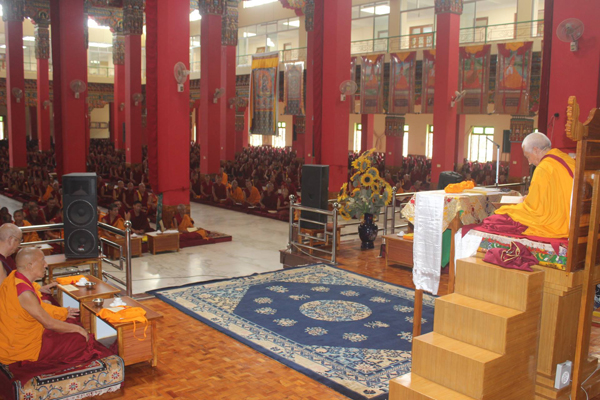 Rinpoche South India (2)