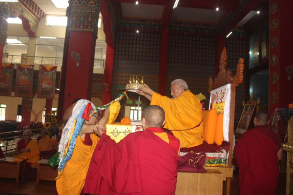 Rinpoche South India (3)