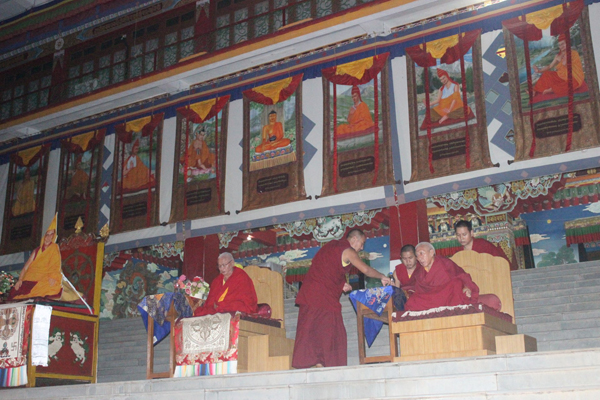 Rinpoche South India (4)