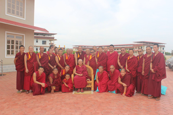 Rinpoche South India (5)