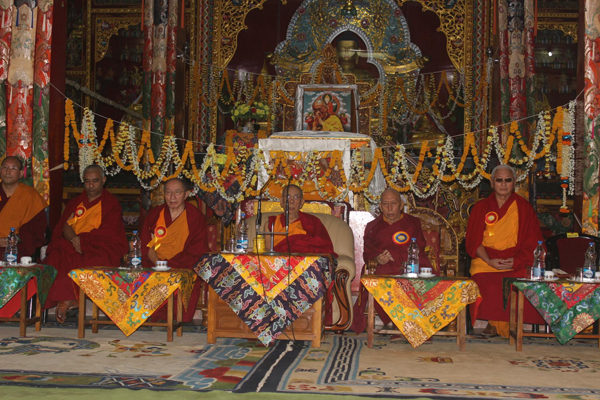 Rinpoche South India (6)
