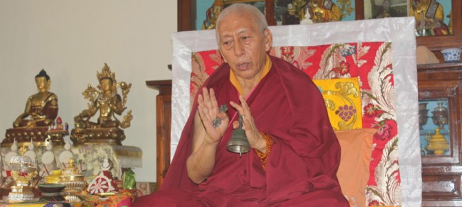Rinpoche South India 8