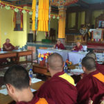 Samdhong Rinpoche South India 3