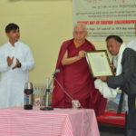 Samdhong Rinpoche Arts of Tibetan Script (1)